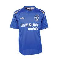 05/06 Chelsea Home Blue Retro Jerseys Shirt