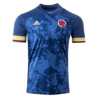 2020 Colombia Away Navy Soccer Jerseys Shirt