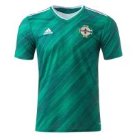 2020 Northern Ireland Home Green Jerseys Shirt