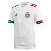 2020 Mexico Gold Cup Away White Soccer Jerseys Shirt