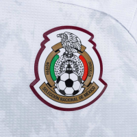 2020 Mexico Gold Cup Away White Soccer Jerseys Shirt(Player Version)