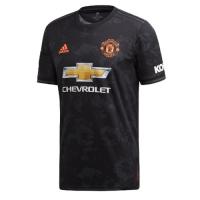 19-20 Manchester United Third Away Black Jerseys Shirt