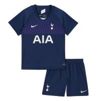 19/20 Tottenham Hotspur Away Purple Children's Jerseys Kit(Shirt+Short)