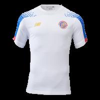 19/20 Costa Rica Gold Cup Away White Soccer Jerseys Shirt