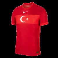 2020 Turkey Away Red Soccer Jerseys Shirt