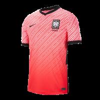2020 South Korea Home Pink Soccer Jerseys Shirt