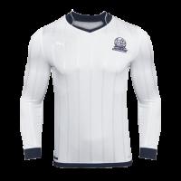 2020 Monterrey 75th Anniversary White Long Sleeve Jerseys Shirt