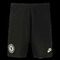 19/20 Chelsea Third Away Black Soccer Jerseys Whole Kit(Shirt+Short+Socks)