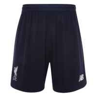 19-20 Liverpool Away White Soccer Jerseys Kit(Shirt+Short)
