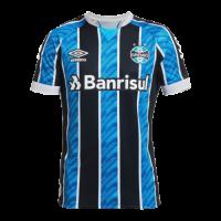 20/21 Grêmio FBPA Home Blue&Black Soccer Jerseys Shirt