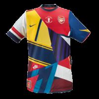 Nike X Arsenal 20th Anniversary Commemorative Jersey Shirt