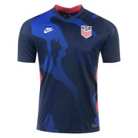 2020 USA Away Blue Soccer Jerseys Shirt