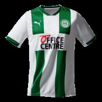 20/21 Groningen Home Green&White Soccer Jerseys Shirt