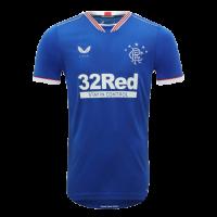 20/21 Glasgow Rangers Home Blue Jerseys Shirt