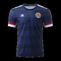 2020 Scotland Away Navy Soccer Jerseys Shirt