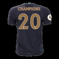 """19/20 Liverpool Third Away """"Champion #20 Golden"""" Soccer Shirt"""