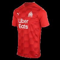 20/21 Marseille Goalkeeper Red Jerseys Shirt