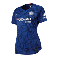 19/20 Chelsea Home Blue Women's Jerseys Shirt