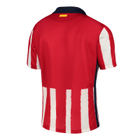 20/21 Atletico Madrid Home Red&White Soccer Jerseys Shirt