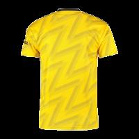 19-20 Arsenal Away Yellow Soccer Jerseys Shirt