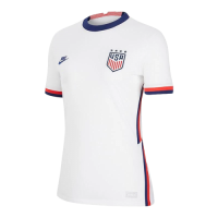 2020 USA Home Four Stars White Women's Jerseys Shirt