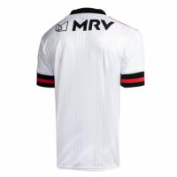 20/21 CR Flamengo Away White Soccer Jerseys Shirt
