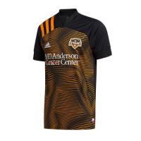 2020 Houston Dynamo Away Black Jerseys Shirt