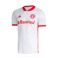 20/21 SC Internacional Away White Soccer Jerseys Shirt