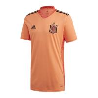 2020 Spain Goalkeeper Pink Soccer Jerseys Shirt