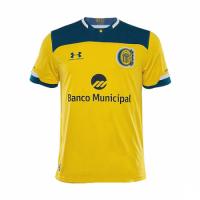 20/21 Rosario Central Away Yellow Soccer Jerseys Shirt
