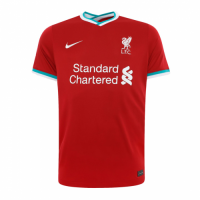20/21 Liverpool Home Red Soccer Jerseys Shirt(Player Version)