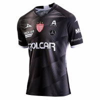 20/21 Club Necaxa Away Black Jerseys Shirt