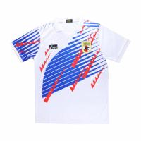 1994 World Cup Japan Away White Retro Soccer Jerseys Shirt