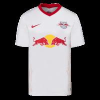 20/21 RB Leipzig Home White Soccer Jerseys Shirt