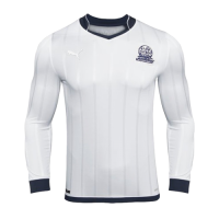 2020 Monterrey 75th Anniversary White Long Sleeve Jerseys Shirt