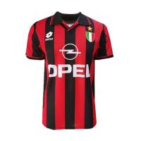 96/97 AC Milan Home Red Retro Soccer Jerseys Shirt