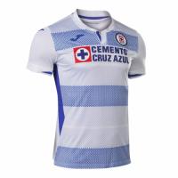20/21 CDSC Cruz Azul Away White Soccer Jerseys Shirt