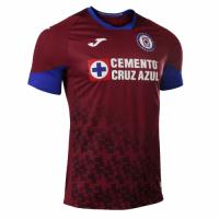 20/21 CDSC Cruz Azul Third Away Dark Red Soccer Jerseys Shirt