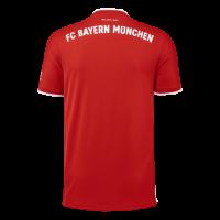 20/21 Bayern Munich Home Red Jerseys Shirt