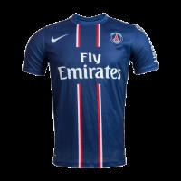 12/13 PSG Away Navy Retro Soccer Jerseys Shirt