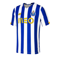 20/21 Porto Home Blue&White Soccer Jerseys Shirt