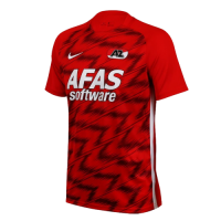 20/21 AZ Alkmaar Home Red Soccer Jerseys Shirt