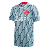 20/21 Ajax Away Navy Soccer Jerseys Shirt(Player Version)