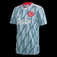 20/21 Ajax Away Navy Soccer Jerseys Shirt(Player Version)