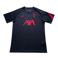 20/21 Liverpool Black Training Shirt