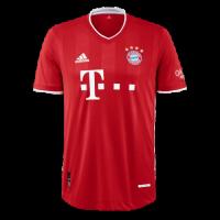 20/21 Bayern Munich Home Red Jerseys Shirt(Player Version)