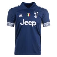 20/21 Juventus Away Navy Soccer Jerseys Shirt(Player Version)
