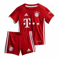 20/21 Bayern Munich Home Children's Jerseys Kit(Shirt+Short)