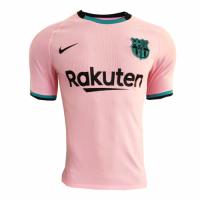 20/21 Barcelona Third Away Pink Soccer Jerseys Shirt(Player Version)