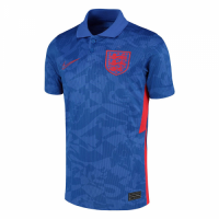 2020 England Away Blue Jerseys Shirt(Player Version)